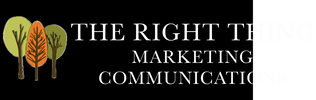 THE RIGHT THING MARKETING COMMUNICATIONS